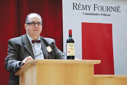 Rémy Fournié - Commissaire-Priseur